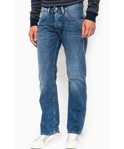 Pepe Jeans | Прямые Джинсы Со Средней Посадкой