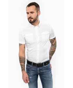 Diesel | Рубашка Из Хлопка С Накладными Карманами