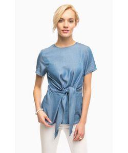 Michael Michael Kors | Синяя Джинсовая Блуза