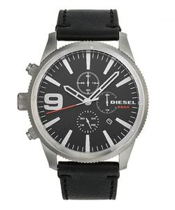 Diesel | Часы С Кожаным Ремешком