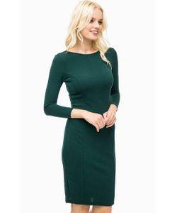 Sugarhill Boutique | Приталенное Зеленое Платье