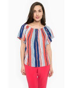 Gaudi | Разноцветная Блуза В Полоску
