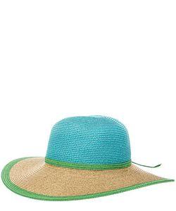 R.Mountain   Плетеная Шляпа С Дополнительной Лентой