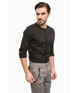 Antony Morato | Черная Рубашка С Длинными Рукавами