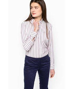Tommy Hilfiger | Рубашка Из Вискозы В Полоску