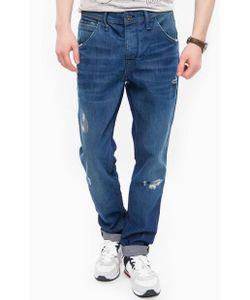 Pepe Jeans | Зауженные Рваные Джинсы