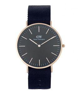 Daniel Wellington | Часы С Текстильным Браслетом