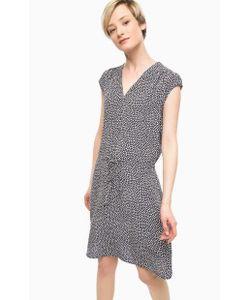 Tommy Hilfiger | Платье Из Вискозы С Цветочным Принтом