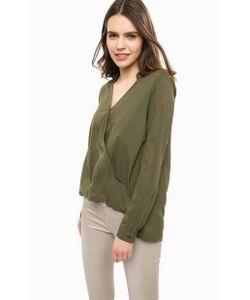 Alcott | Блуза Цвета Из Вискозы