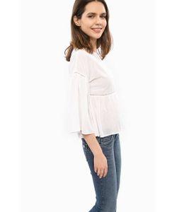 Liu •Jo Jeans | Блуза С Рукавами-Воланами