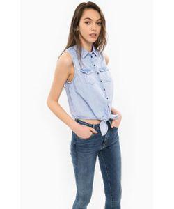 Pepe Jeans | Джинсовая Рубашка На Кнопках