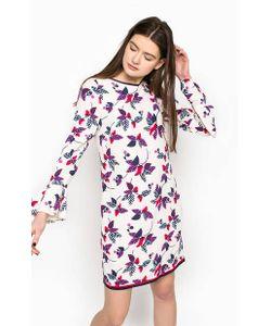 Tommy Hilfiger   Платье Из Вискозы Свободного Кроя