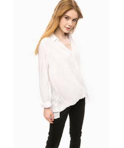 Alcott | Блуза Из Вискозы С Длинными Рукавами