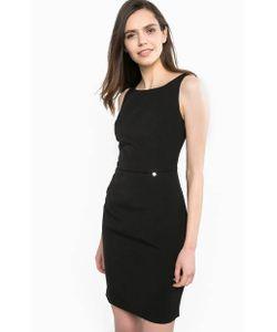 Liu •Jo | Черное Платье Со Съемным Бантом На Спине