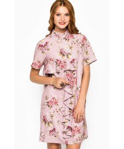 Silvian Heach   Платье С Оборками