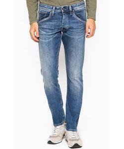 Pepe Jeans | Зауженные Джинсы С Застежкой На Болты