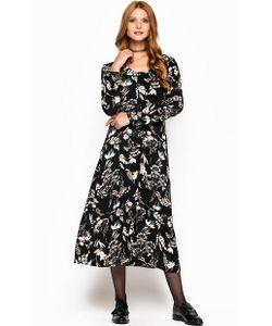 Silvian Heach   Платье С Цветочным Принтом