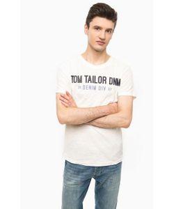 Tom Tailor Denim | Футболка С Контрастным Принтом