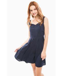Vero Moda | Легкое Платье Синего Цвета