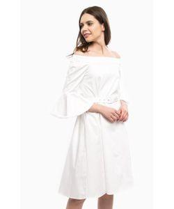 Silvian Heach   Платье С Открытыми Плечами