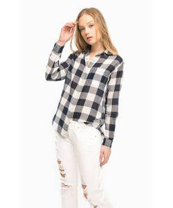 Denim & Supply Ralph Lauren | Рубашка В Клетку С Нагрудным Карманом