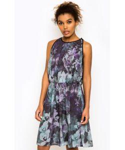 ICHI | Платье С Цветочным Принтом