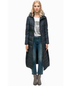 Calvin Klein Jeans   Длинный Приталенный Пуховик