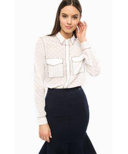 Guess | Рубашка В Горошек С Отделкой Бисером