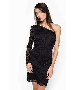 Vero Moda | Асимметричное Однотонное Платье
