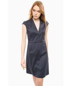 Cinque | Платье С Треугольным Вырезом