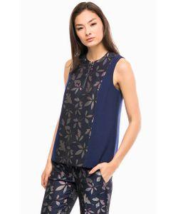 Tommy Hilfiger | Блуза Без Рукавов С Вышивкой
