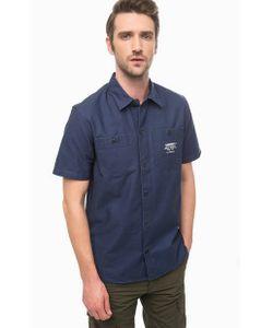 Carhartt WIP | Плотная Синяя Рубашка С Нагрудными Карманами