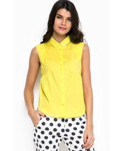 Liu •Jo | Желтая Рубашка Без Рукавов