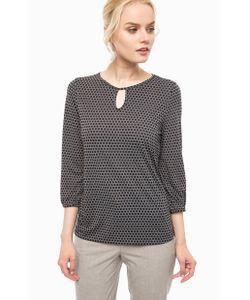Olsen | Блуза Из Полиамида С Принтом