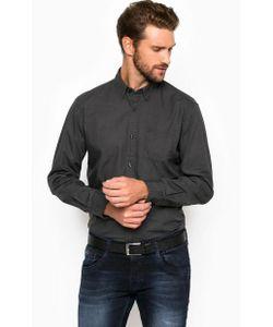 s.Oliver | Приталенная Рубашка Из Хлопка С Карманом
