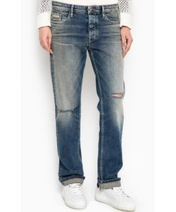 Calvin Klein Jeans | Рваные Джинсы Бойфренд