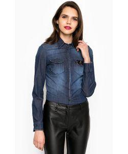 Liu •Jo Jeans | Джинсовая Рубашка С Длинными Рукавами