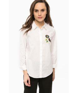 Vero Moda | Хлопковая Рубашка С Длинными Рукавами