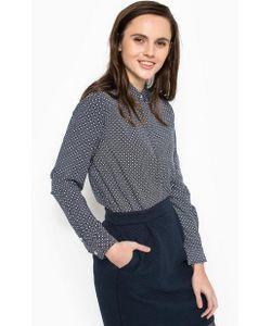 Hilfiger Denim | Синяя Блуза На Пуговицах