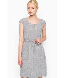 Cinque | Платье Из Вискозы С Короткими Рукавами