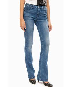 Calvin Klein Jeans | Расклешенные Джинсы С Заломами