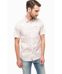 Hilfiger Denim | Рубашка В Полоску С Короткими Рукавами