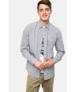 Pepe Jeans | Приталенная Хлопковая Рубашка