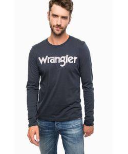 Wrangler | Хлопковая Футболка С Длинными Рукавами