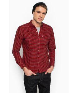 Levi's® | Хлопковая Рубашка В Клетку