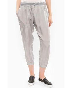 Calvin Klein Jeans | Зауженные Брюки С Резинкой На Талии