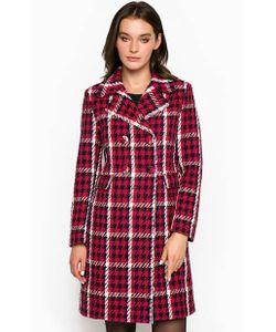 Pinko | Пальто На Кнопках Из Акрила И Хлопка