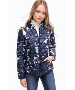 Blue Seven | Короткая Куртка С Цветочным Принтом