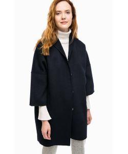 Stefanel | Шерстяное Пальто С Карманами