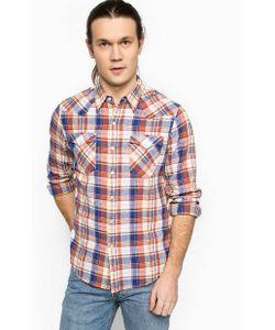 Levi's® | Рубашка В Клетку С Карманами